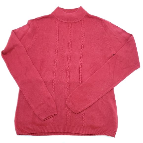 Casual Corner Annex turtleneck sweater